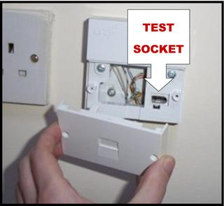 Mode A Is The Preferred Option As It Does Not Create Potential Maintenance Problems By Interfering Telephone Wiring Colour Code Extension Socket Source